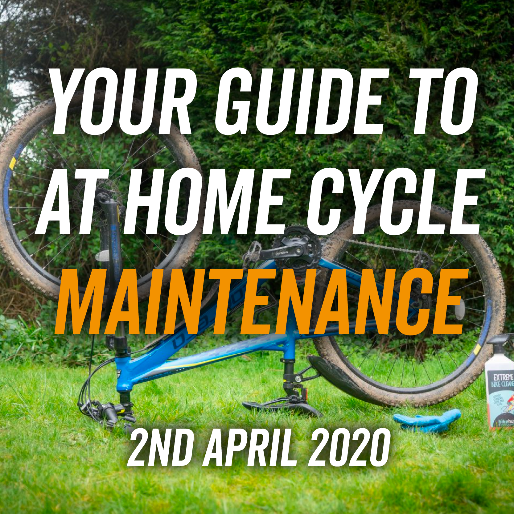 Your Guide To At Home Cycle Maintenance
