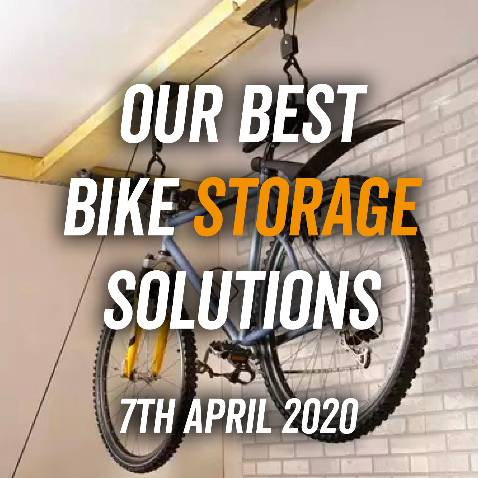Our Best Bike Storage Solutions