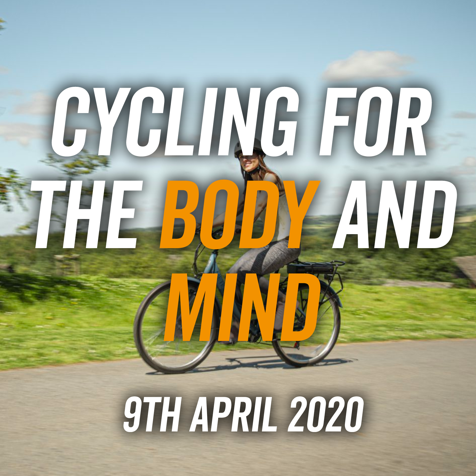 Cycling For Body And Mind